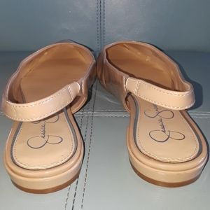 Jessica Simpson Shoes - Jessica Simpson Sling Back Flats